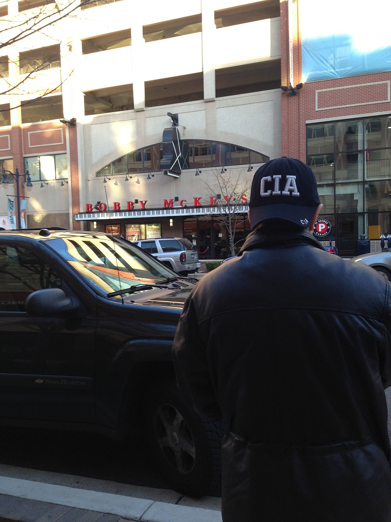 Has the CIA arrived at Blogbash?