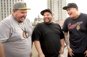 A Tribe Called red, credit: Metro News Canada