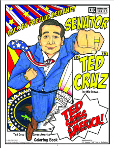 Ted Cruz Saves America