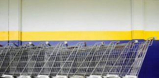 image of shopping carts