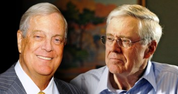 'Spies Like Us:' Koch Brothers Political Espionage Agency Exposed