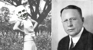 In 1920, Warren Harding (left) knew how to 'wow' the press with a flash and a smile. His opponent, James Cox, could not match Harding in sheer zest appeal.