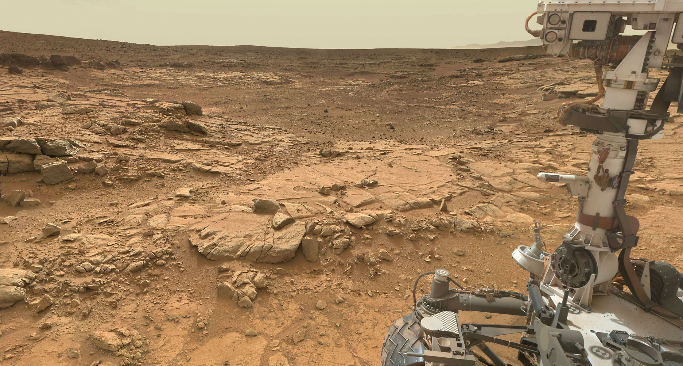 nasa curiosity rover pictures - HD2225×1194