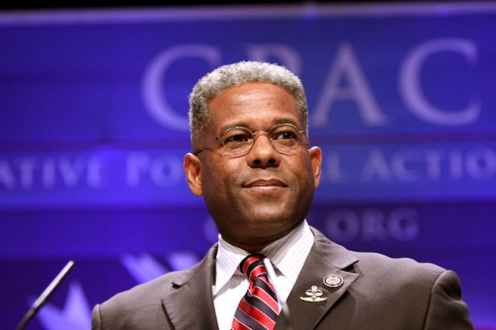 Allen West, Koch shill
