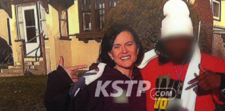KSTP Fake Hodges Photo