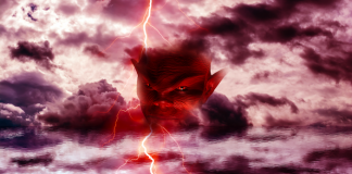 Monster is the devil's energy drink?