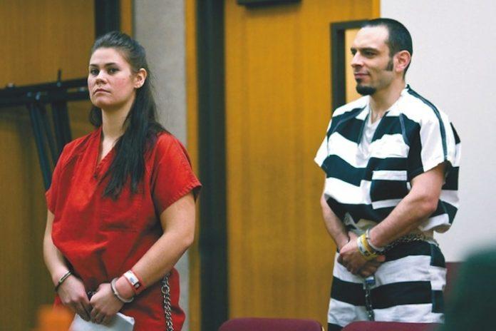 Sara Matheny and Jeremiah Hernandez