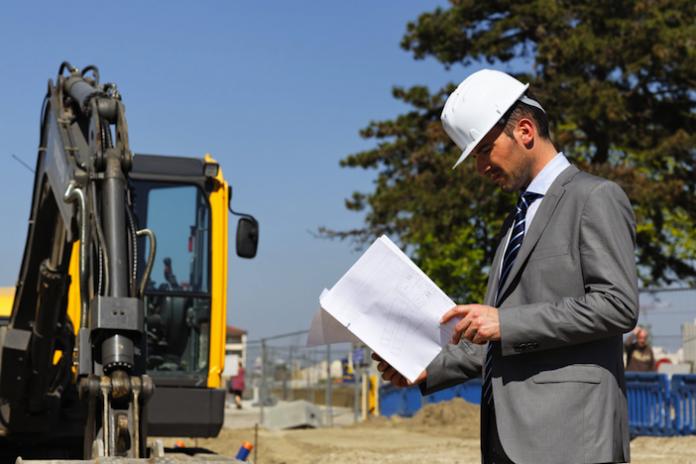 contractor work site