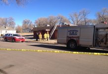 explosion at Colorado Springs NAACP