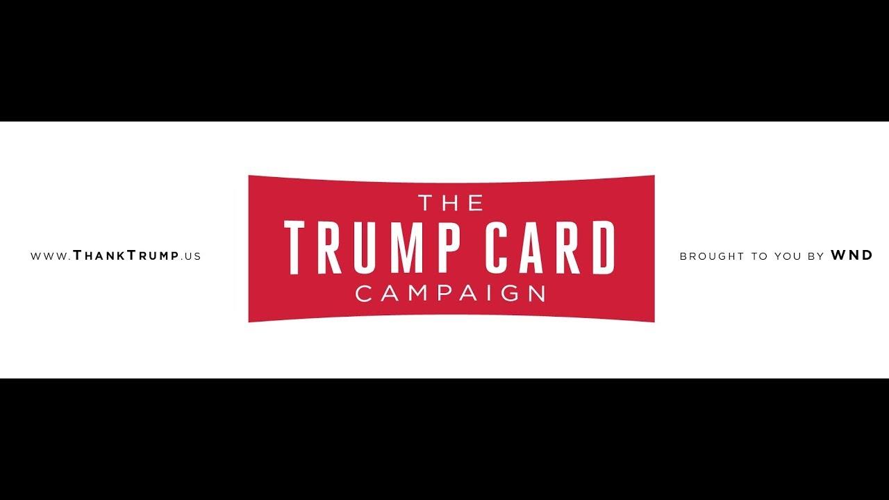 ThankTrump.us Cards